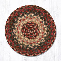 MS-012 Burgundy Miniature Trivet