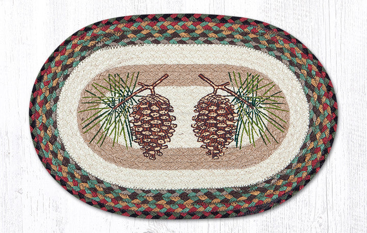 PM-OP-081 Pinecone Placemat