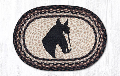 PM-OP-313 Horse Portrait Placemat