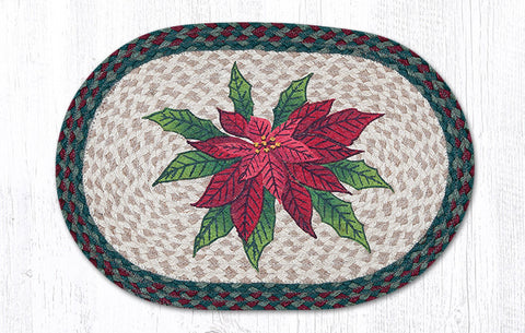 PM-OP-508 Poinsettia Placemat