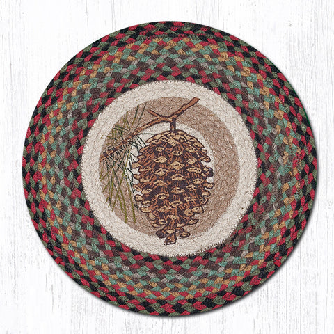 CH-081 Pinecone Chair Pad
