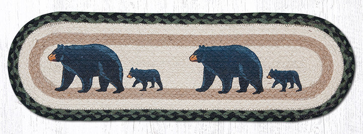 ST-OP-116 Mama and Baby Bear Stair Tread