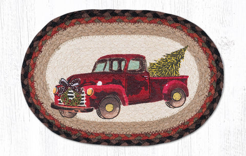 MSP-530 Christmas Truck Swatch 10