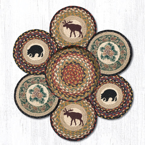 TNB-319 Wilderness Trivets