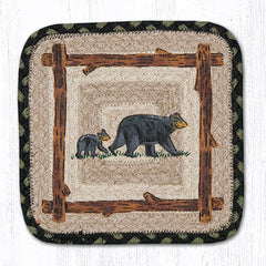 PP-116 Mama and Baby Bear Table Accents