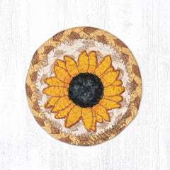IC-595 Sunflower Individual Coaster