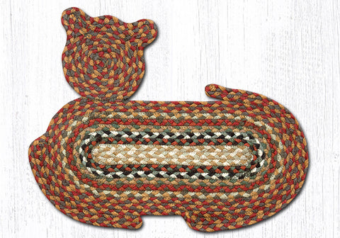 CT-300 Honey/Vanilla/Ginger Cat Rug