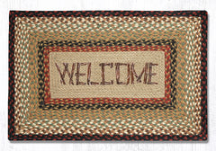 PP-019 Welcome Print Patch Rug