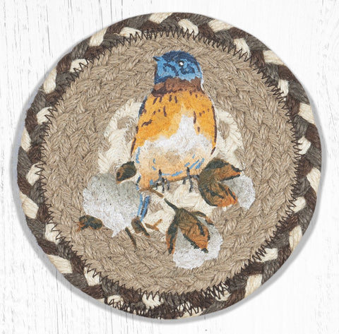 LC-616 Cotton Wreath Trivet