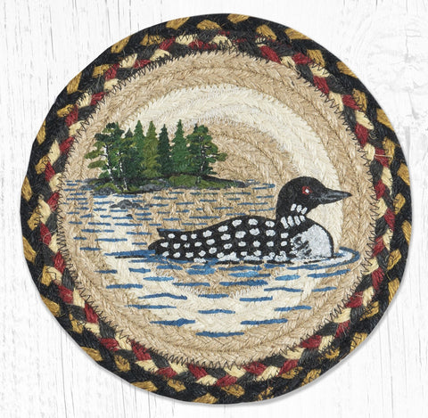 MSPR-043 Loon Patch Trivet