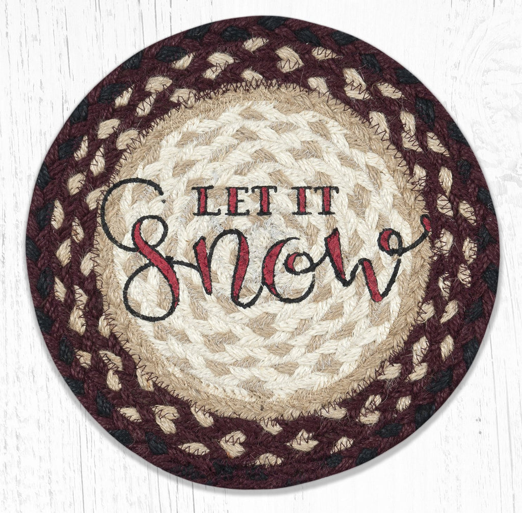 MSPR-395 Let It Snow Trivet