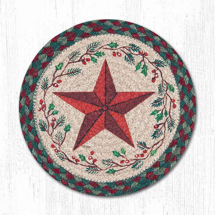 MSPR-508 Holiday Barn Star Trivet