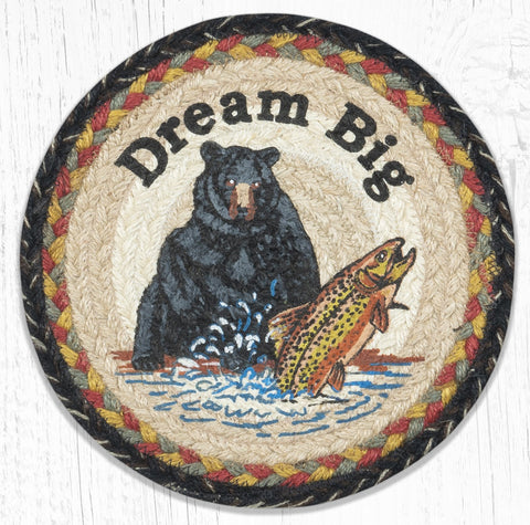 MSPR-583 Dream Big Trivet