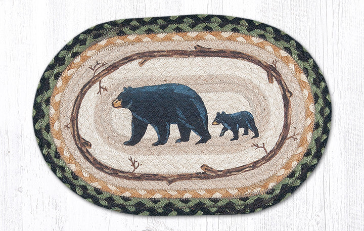 "MSP-116 Mama and Baby Bear Swatch 10""x15"""
