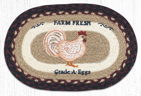 MSP-344 Farmhouse Chicken Swatch 10