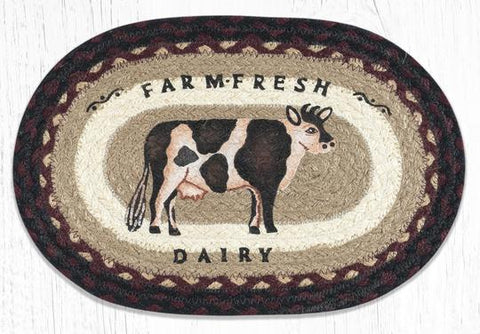 MSP-344 Farmhouse Cow Swatch 10