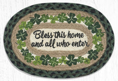 "MSP-605 Bless This Home Swatch 10""x15"""