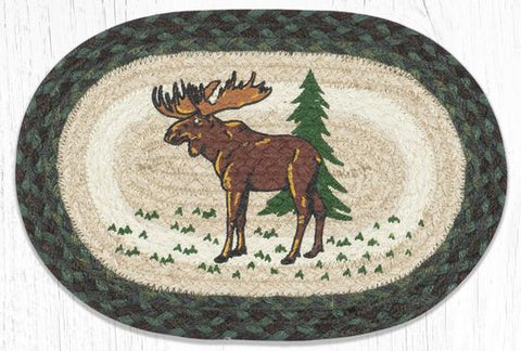 MSP-610 Highland Moose Swatch 10