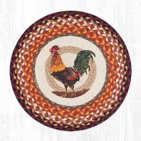 CH-391 Morning Rooster Chair Pad