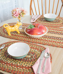 TR-300 Honey/Vanilla/Ginger Jute Table Runner
