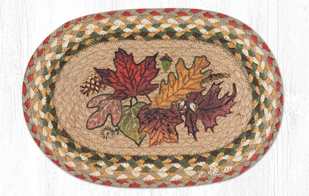 "MSP-024 Autumn Leaves Swatch 10""x15"""
