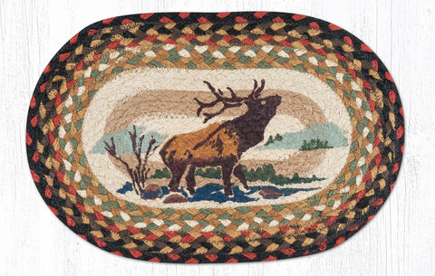 MSP-319 Winter Elk Swatch 10