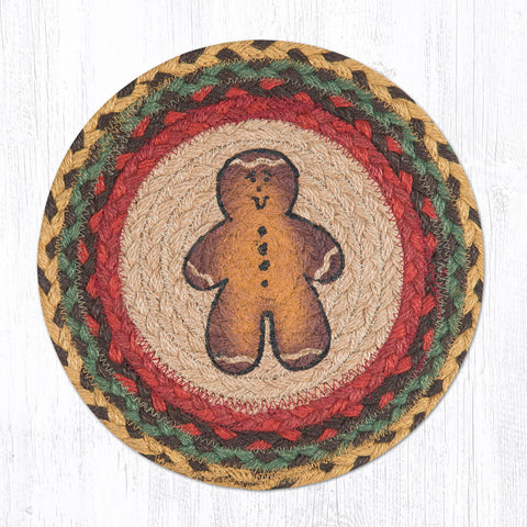 MSPR-111 Gingerbread Man Trivet