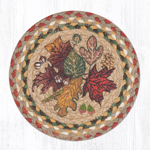 MSPR-024 Autumn Leaves Trivet