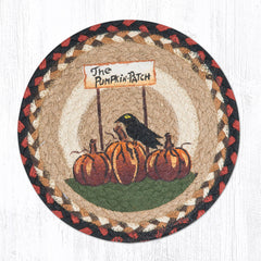 MSPR-319 Pumpkin Patch Trivet