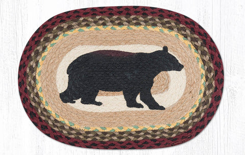 PM-OP-395 Cabin Bear Placemat