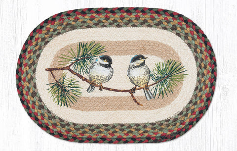 PM-OP-081 Chickadee Placemat 13