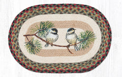 "PM-OP-081 Chickadee Placemat 13""x19"""