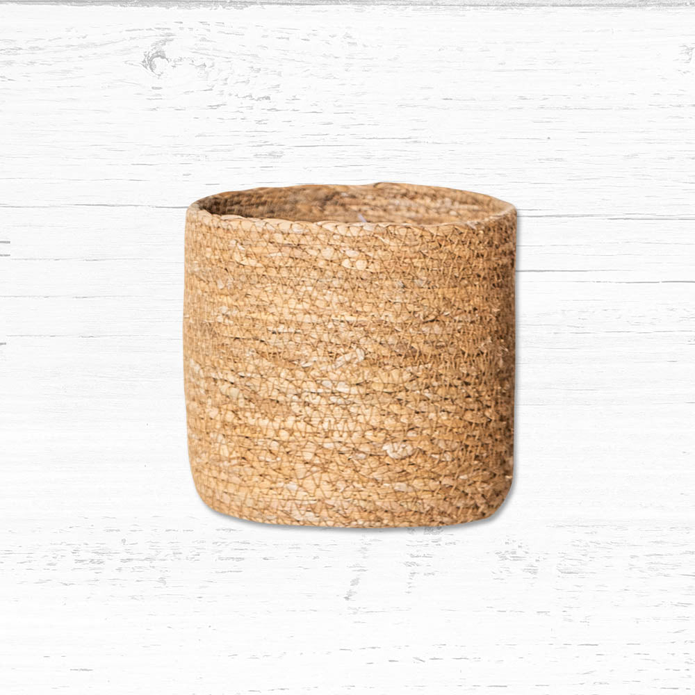 SGB-001 Natural Sedge Grass Baskets