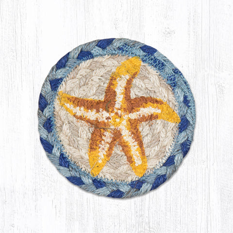 IC-378 Star Fish Individual Coaster
