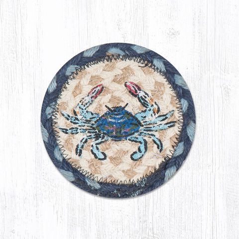 IC-359 Blue Crab Individual Coaster