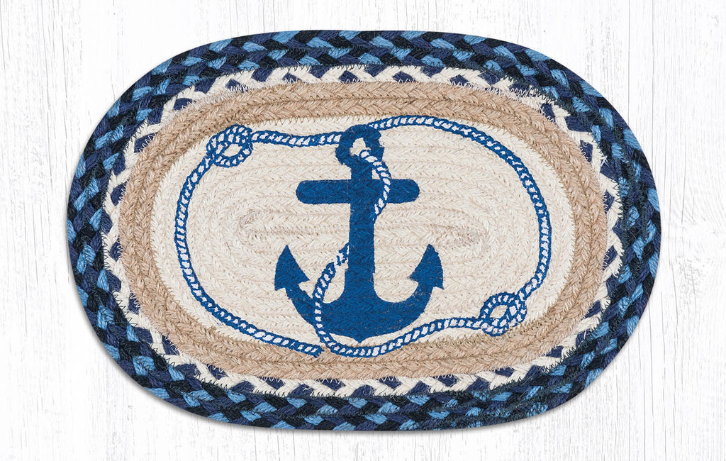 MSP-443 Navy Anchor Swatch
