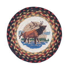 MSPR-319 Winter Elk Trivet