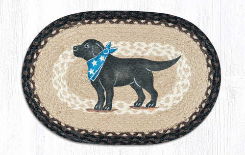 PM-OP-313 Black Lab Placemat 13
