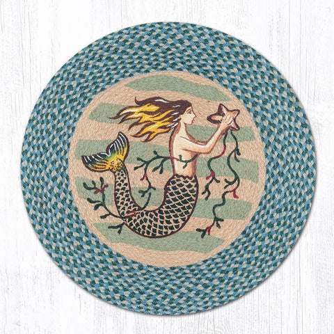 RP-245 Mermaid Patch Rug