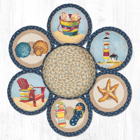 TNB-362 By The Sea Trivets