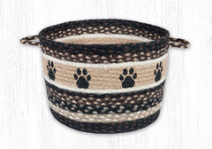 UBP-313 Paw Prints Utility Baskets