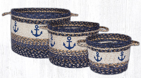 UBP 9-525 Anchor Craft-Spun Utility Baskets