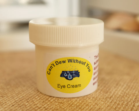 """Can't Dew Without You"" Eye Cream"