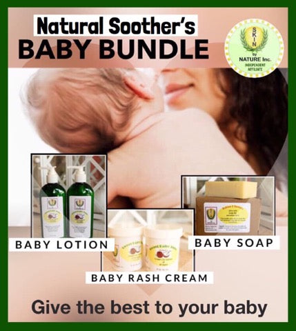 Natural Soother's Baby Bundle