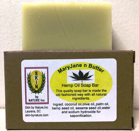 """MaryJane n Butter"" Bar Soap"