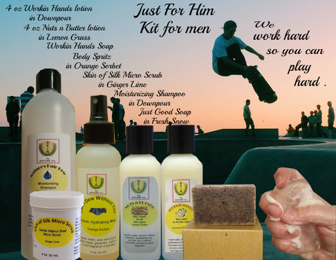 """Just For Him"" Kit"