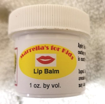 """Marrella's"" for Kids Lip Balm"