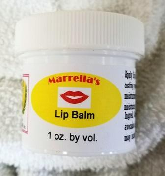 """Marrella's Lip Balm"""