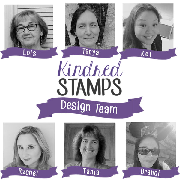 Introducing the newest additions to the Kindred Stamps Design Team!