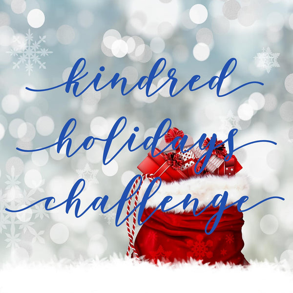 Challenge Time in The Kindred Stamps Fan Club!